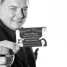 Wedding Magician in Cornwall Darren Brand